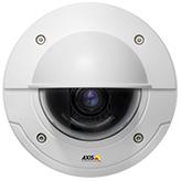 Axis P3343-VE, kamera, domekameror, domekamera, kameraövervakning