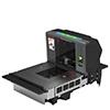 In-counter, In-counter scanner, In-counter skanner