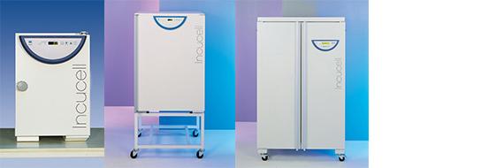 Inkubatorer MMM, MMM incucell, MMM friocell, MMM co2cell