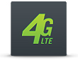 Advanced 4G LTE