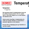 Kimo temperaturpaket